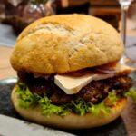 Thüringer Damwild Burger