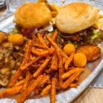 Schmalers Burger Platte Neue Deutsche WELLE